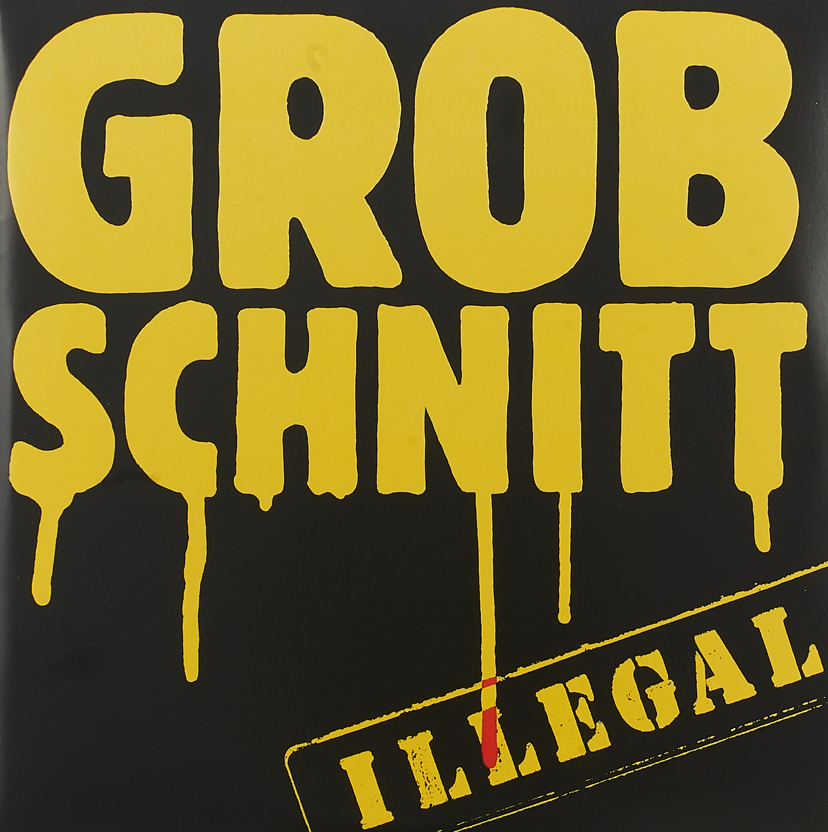 Grobschnitt Grobschnitt. Illegal (2 LP) brain boy volume 2