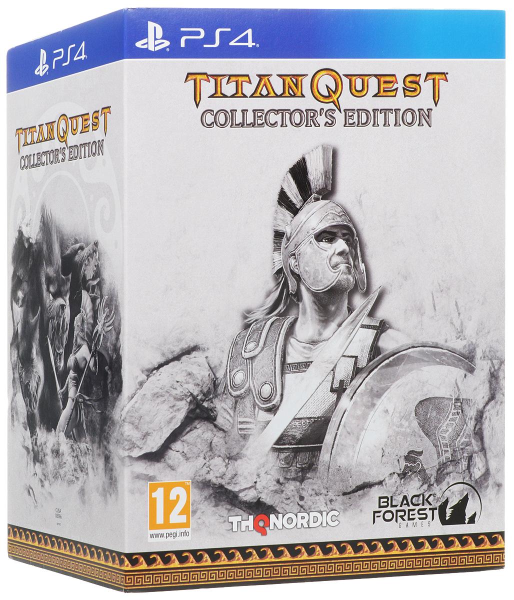 Titan Quest. Коллекционное издание (PS4)