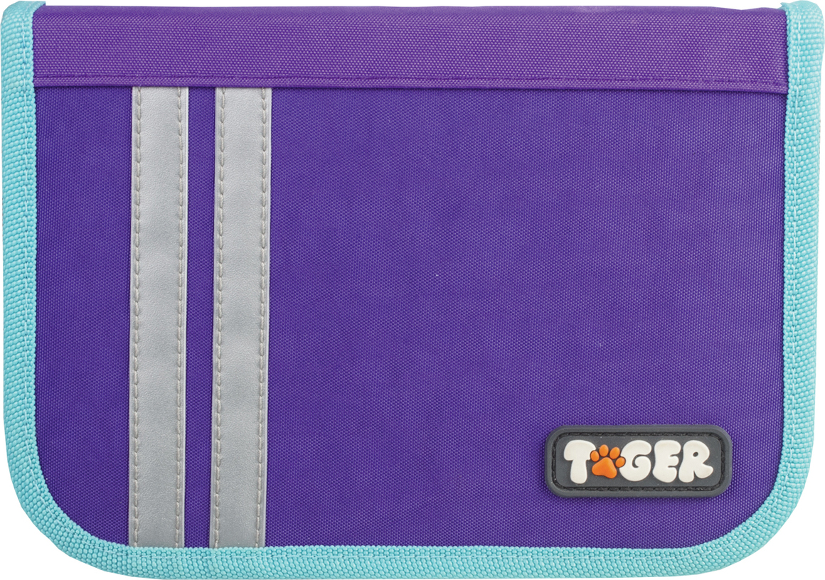 Tiger Family Пенал Minty Purple цвет фиолетовый 226964 пенал dakine lunch box 5 l augusta