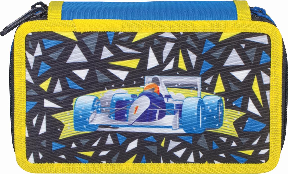 Tiger Family Пенал Dynamile Racer цвет синий 226977
