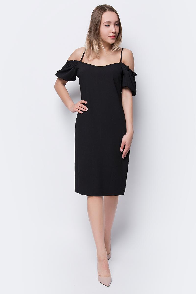 Купить Платье adL, цвет: черный. 12433435000_001. Размер XS (40/42)