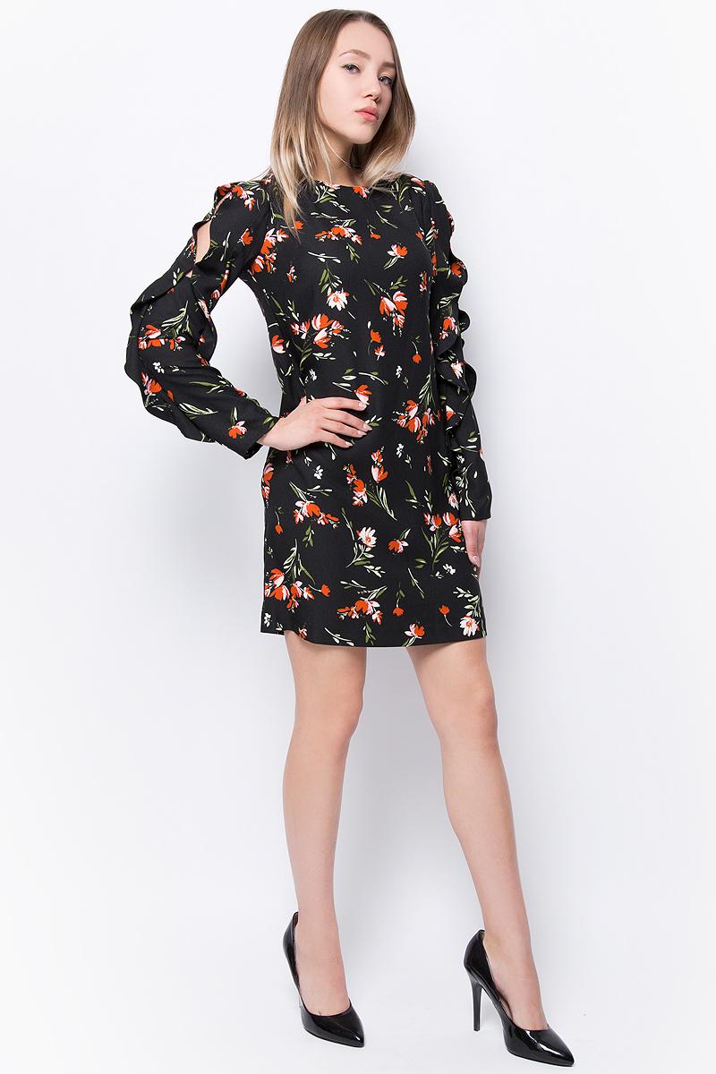 Купить Платье adL, цвет: черный. 12433525000_201. Размер XS (40/42)