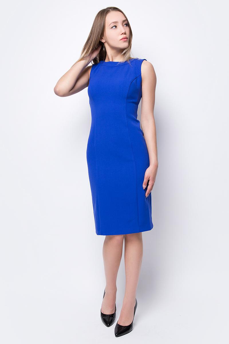 Платье adL, цвет: голубой. 12433665000_022. Размер XS (40/42) платье adl adl ad005ewzad66