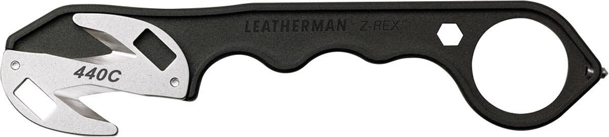 Мультитул Leatherman Z-Rex, цвет: черный ключ шестигранный г образный force f 764