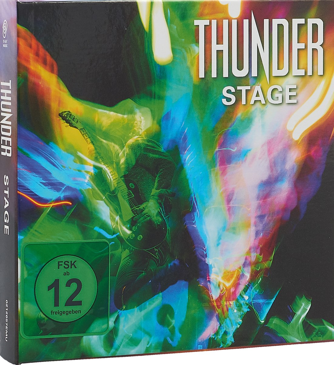 Thunder: Stage. Limited Super Video (Blu-ray + DVD) rush beyond the lighted stage blu ray