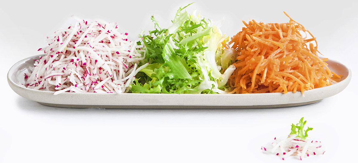Солнечная Фазенда Салат из овощей Женева, 250 г4630003481979Удобство в приготовлении, не надо мыть.