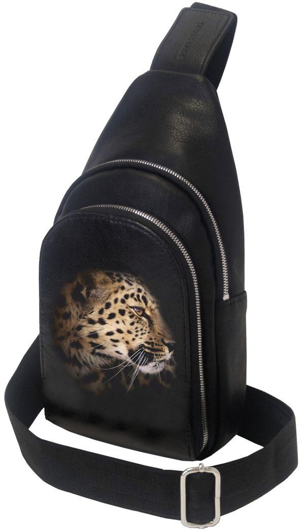 Рюкзак мужской Cross Case, цвет: черный. MB-3046-04 Black