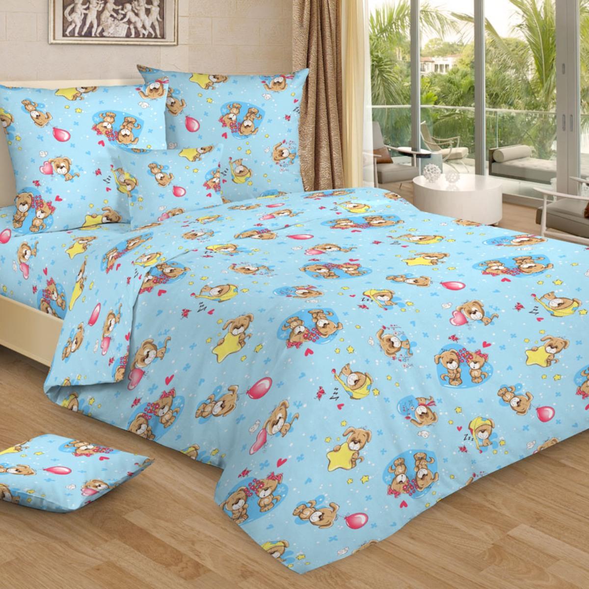 Letto Комплект в кроватку Ясли 3 предмета BG-73, Letto Home Textile