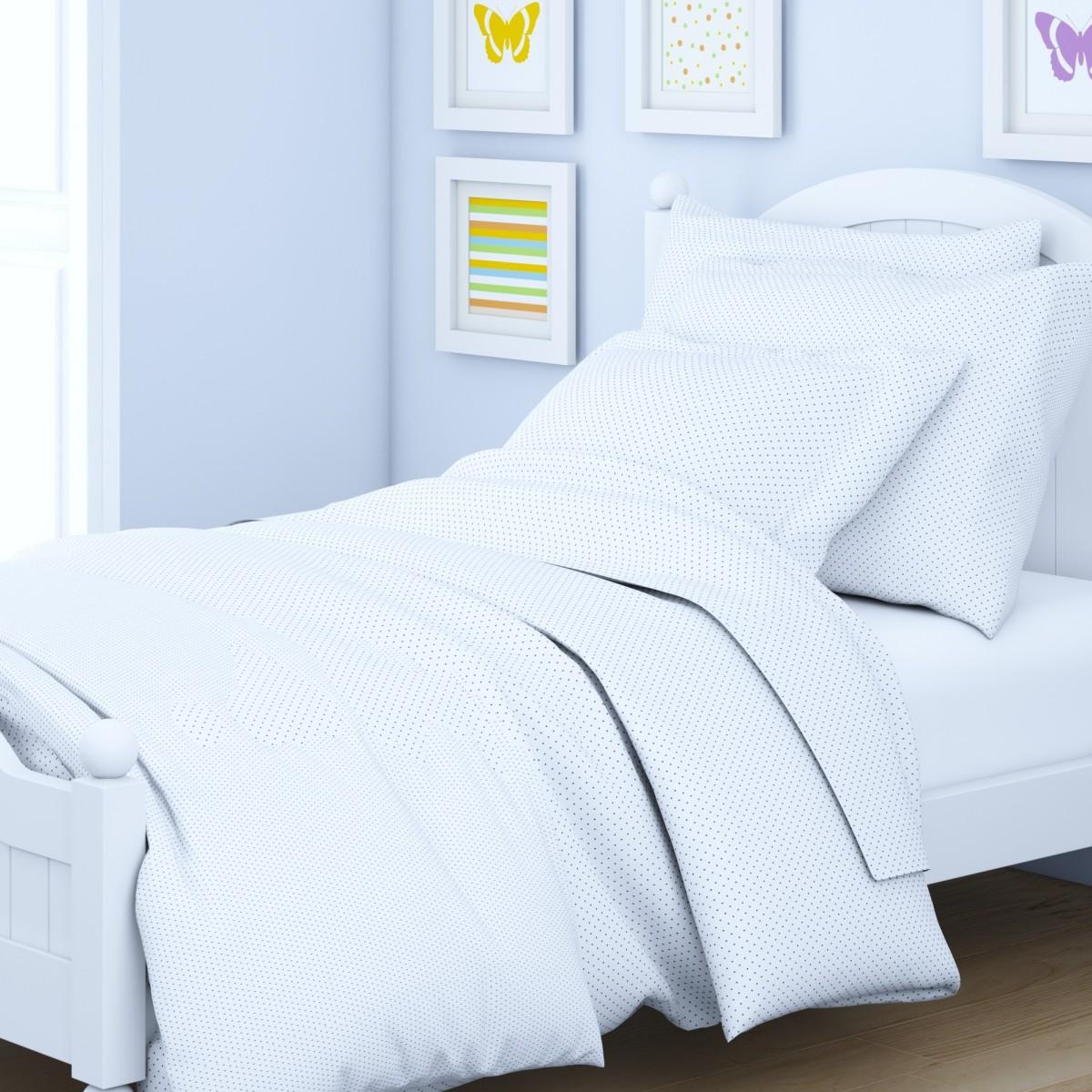 Letto Комплект в кроватку Ясли 3 предмета BG-78, Letto Home Textile