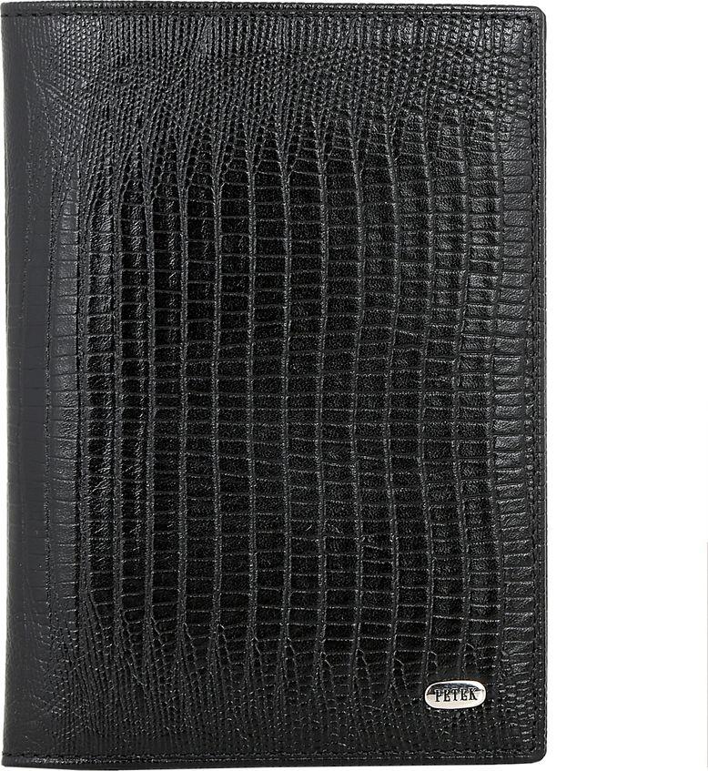 Кошелек Petek 1855, цвет: черный. 651.041.01