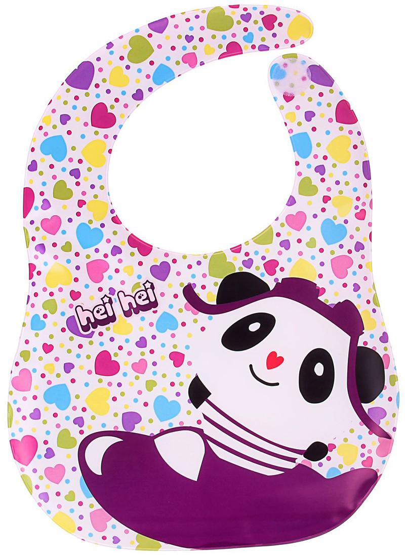 Крошка Я Нагрудник Веселая панда крошка я нагрудник игрушки для малышек