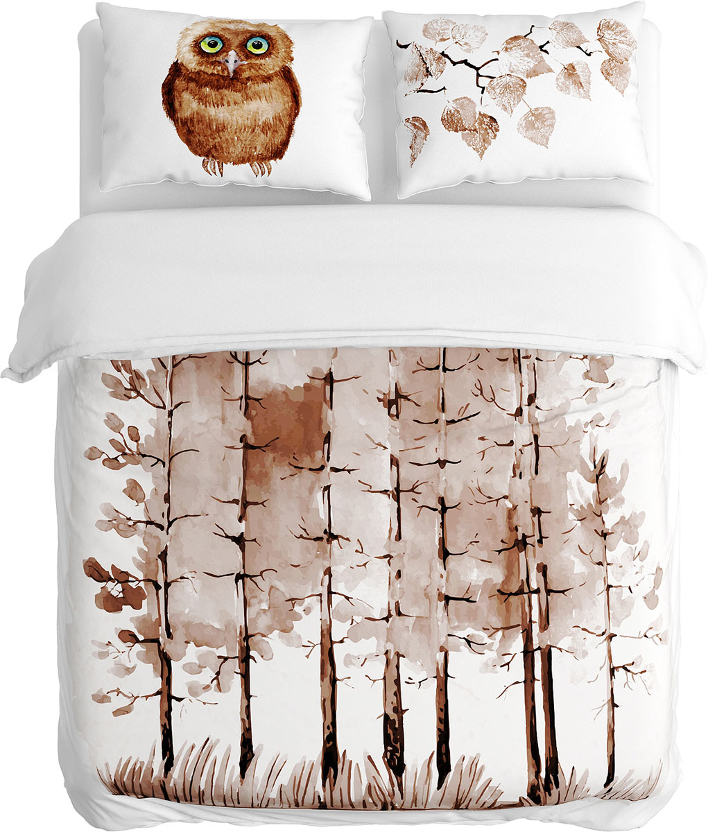 """Комплект постельного белья """"Сирень"""" Евро выполнен из прочной и мягкой ткани. Четкий и стильный рисунок в сочетании с насыщенными красками делают комплект постельного белья неповторимой изюминкой любого интерьера. Постельное белье Сирень - это хороший подарок в любое время. Идеальное соотношение смешенной ткани и гипоаллергенных красок это гарантия здорового, спокойного сна.  Ткань хорошо впитывает влагу, надолго сохраняет яркость красок. Цвет простыни, пододеяльника, наволочки в комплектации может немного отличаться от представленного на фото.    В комплект входят: простыня - 220х240см; пододельяник 200х220 см; наволочка - 50х70х2шт.  Постельное белье легко стирать при 30-40 градусах, гладить при 150 градусах, не отбеливать. Рекомендуется перед первым использованием постирать."""