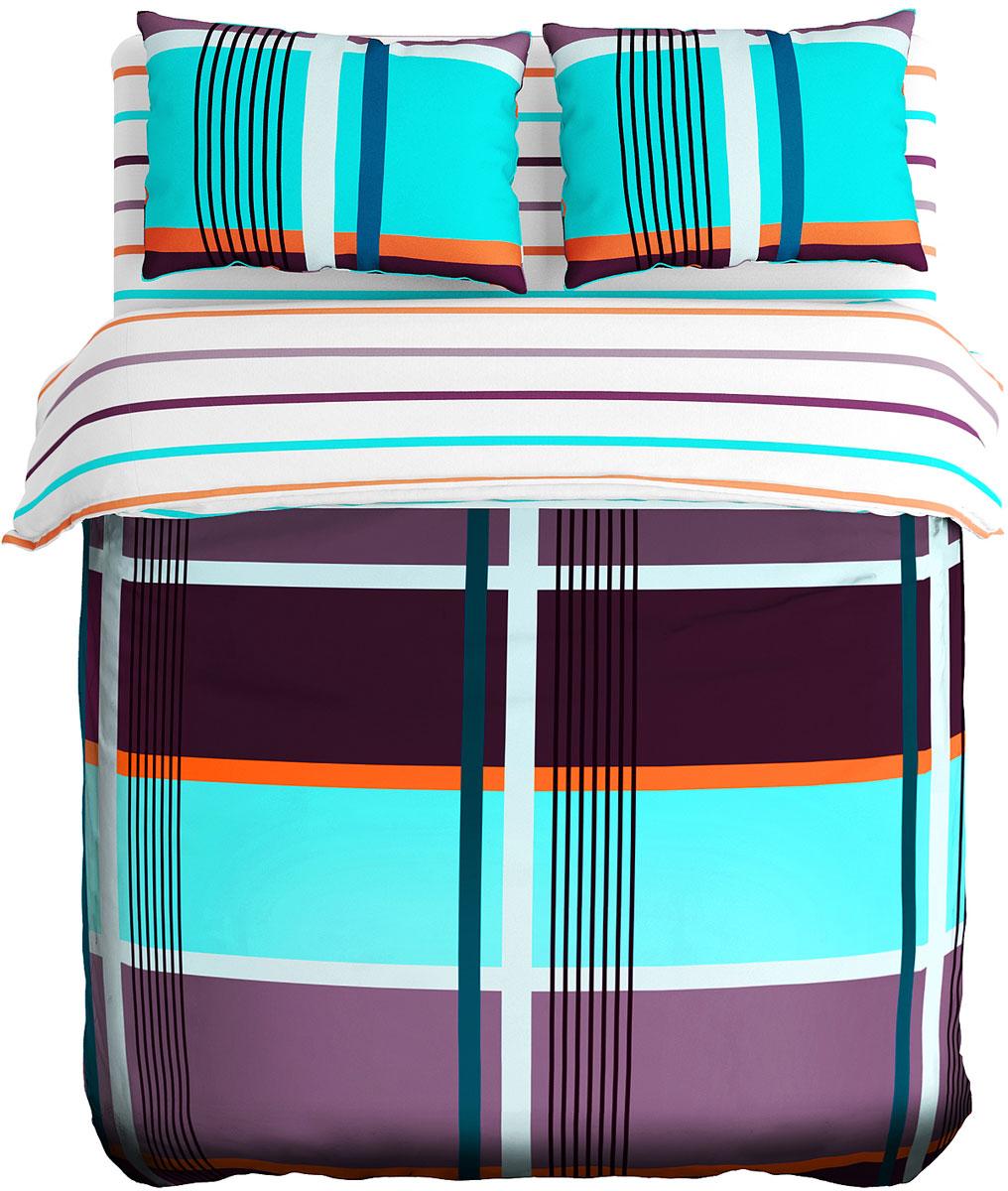 Комплект белья Сирень Для него, 1,5-спальный, наволочки 50x70 смКПБМ-10432Комплект постельного белья Сирень выполнен из прочной и мягкой ткани. Четкий и стильный рисунок в сочетании с насыщенными красками делают комплект постельного белья неповторимой изюминкой любого интерьера. Постельное белье идеально подойдет для подарка. Идеальное соотношение смешенной ткани и гипоаллергенных красок это гарантия здорового, спокойного сна.Ткань хорошо впитывает влагу, надолго сохраняет яркость красок. Цвет простыни, пододеяльника, наволочки в комплектации может немного отличаться от представленного на фото.В комплект входят: простыня - 150х220см; пододельяник 145х210 см; наволочка - 50х70х2шт.Постельное белье легко стирать при 30-40 градусах, гладить при 150 градусах, не отбеливать. Рекомендуется перед первым использованием постирать.