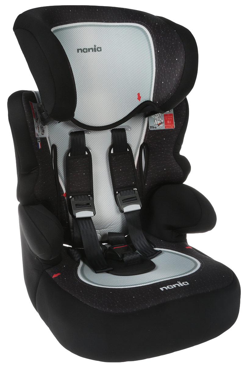 Nania Автокресло Beline SP FST Skyline цвет черный от 9 до 36 кг автокресло nania driver fst skyline black