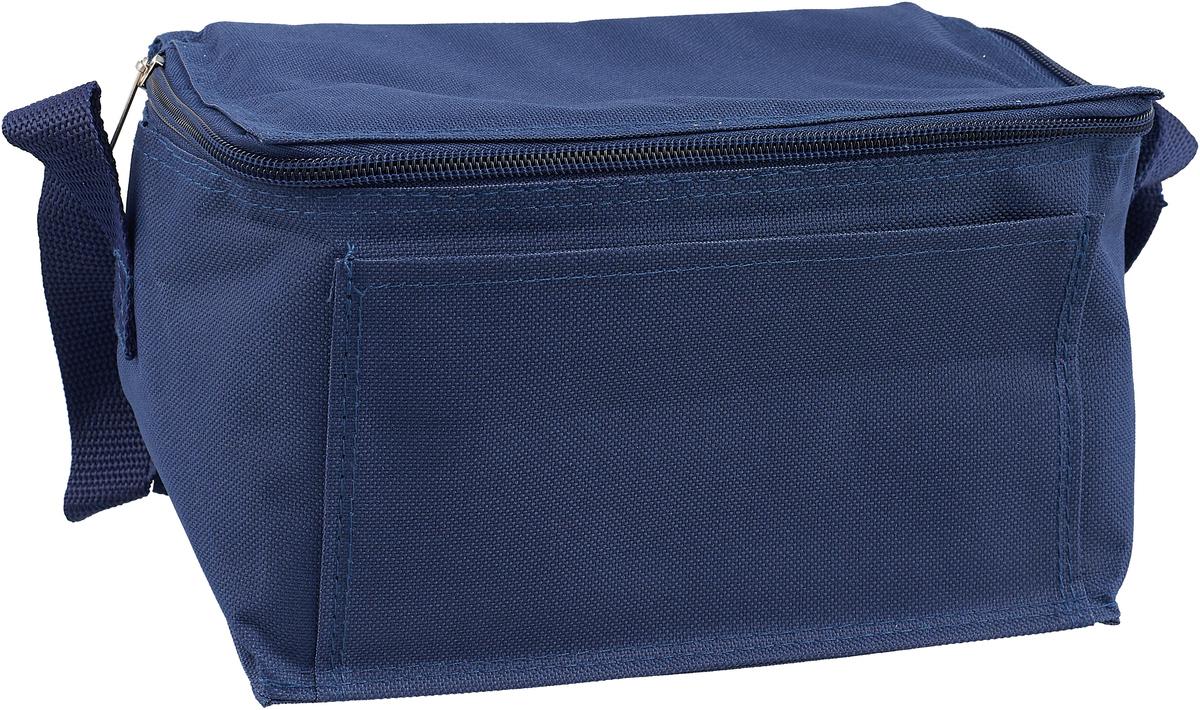 Изотермическая сумка Z-Sports, 5 лВ866Изотермическая сумка Z-Sports Характеристики:Тип: изотермическая Вместительность: 5лМатериалы: полиэстер (600/300D ), ткань Oxford Размер по внутренним стенкам: 20 х 12,5 х 12,5 см Размер по внешним стенкам: 24,5 х 14 х 14 см Вес: 0,34 кг Цвет: синий Вид использования: хранение продуктов питания во время пребывания на природе Страна-производитель: Китай Упаковка: полиэтиленовый пакет со стикером.Сумка холодильник - это великолепное средство хранения скоропортящихся продуктов. Изотермическая сумка, с применением аккумуляторов холода, сохраняет продукты в замороженном виде в течении 8-9 часов. Преимущества сумки B8134:- удобный небольшой литраж и размер; - изготовлена из прочного материала; - внутри термоизоляционный слой; - ремень на плечо; - откидная крышка на молнии.