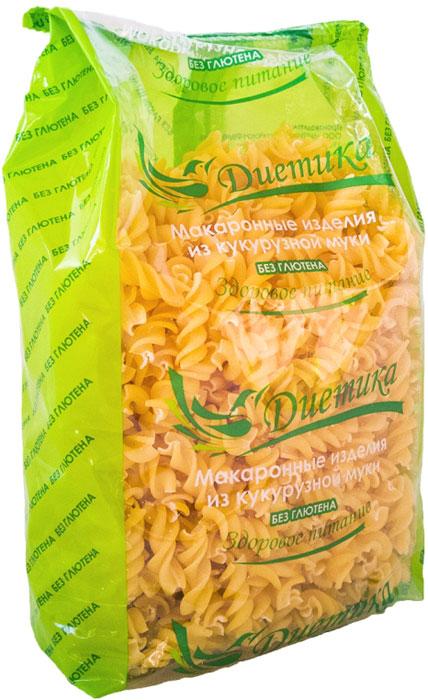Диетика Спираль кукурузная, 300 г советские традиции творог черника 6 5% 130 г