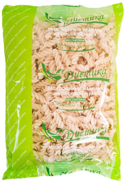 Диетика Спираль рисовая, 250 г