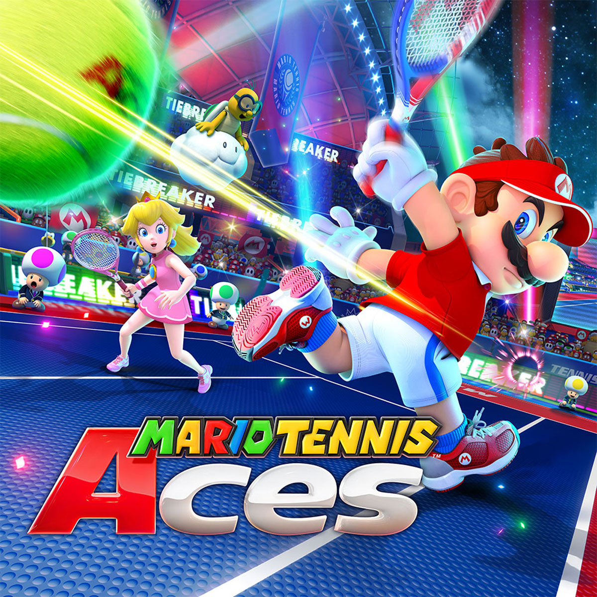 Zakazat.ru Mario Tennis Aces (Nintendo Switch)