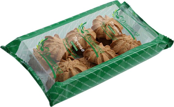 Диетика печенье с корицей, 170 г santa bakery ассорти печенье сдобное 750 г 12 видов