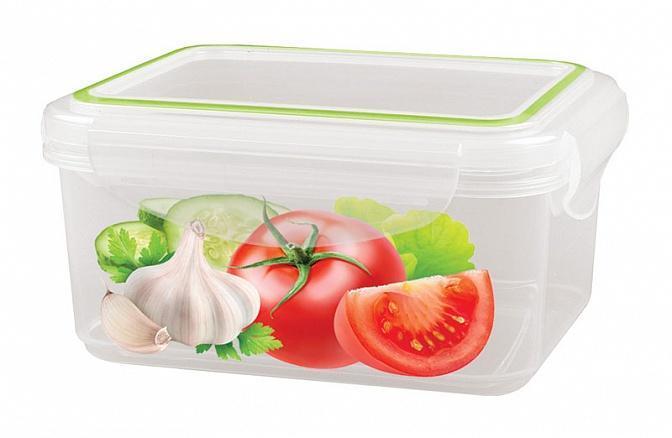 Контейнер Бытпласт Smart Lock, для холодильника и микроволновой печи, цвет: мультиколор, 0,5 л4311237Новая серия контейнеров Super Lock предназначена для хранения в холодильнике, замораживания, разогревания в микроволновой печи и транспортировки продуктов и готовых блюд. Особенность серии — полностью герметичная крышка, которая позволяет переносить наполненные контейнеры, не опасаясь, что содержимое разольется. Разнообразные размеры контейнеров позволяют подобрать наиболее удобный. Контейнеры можно ставить друг на друга, а благодаря прямоугольной форме они оптимально используют пространство на кухне. Красочный декор нанесен с помощью технологии IML: он не стирается и не повреждается в процессе использования. Изготавливаются из безопасного полипропилена, разрешенного для контакта с пищевыми продуктами.
