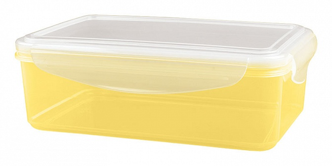 Новая серия контейнеров Smart Lock предназначена для хранения в холодильнике, замораживания, разогревания в микроволновой печи и транспортировки продуктов и готовых блюд. Особенность серии — полностью герметичная крышка, которая позволяет переносить наполненные контейнеры, не опасаясь, что содержимое разольется. Разнообразные размеры контейнеров позволяют подобрать наиболее удобный. Контейнеры можно ставить друг на друга, а благодаря прямоугольной форме они оптимально используют пространство на кухне. Изготавливаются из безопасного полипропилена, разрешенного для контакта с пищевыми продуктами. Контейнеры серии снабжены яркой привлекательной этикеткой.