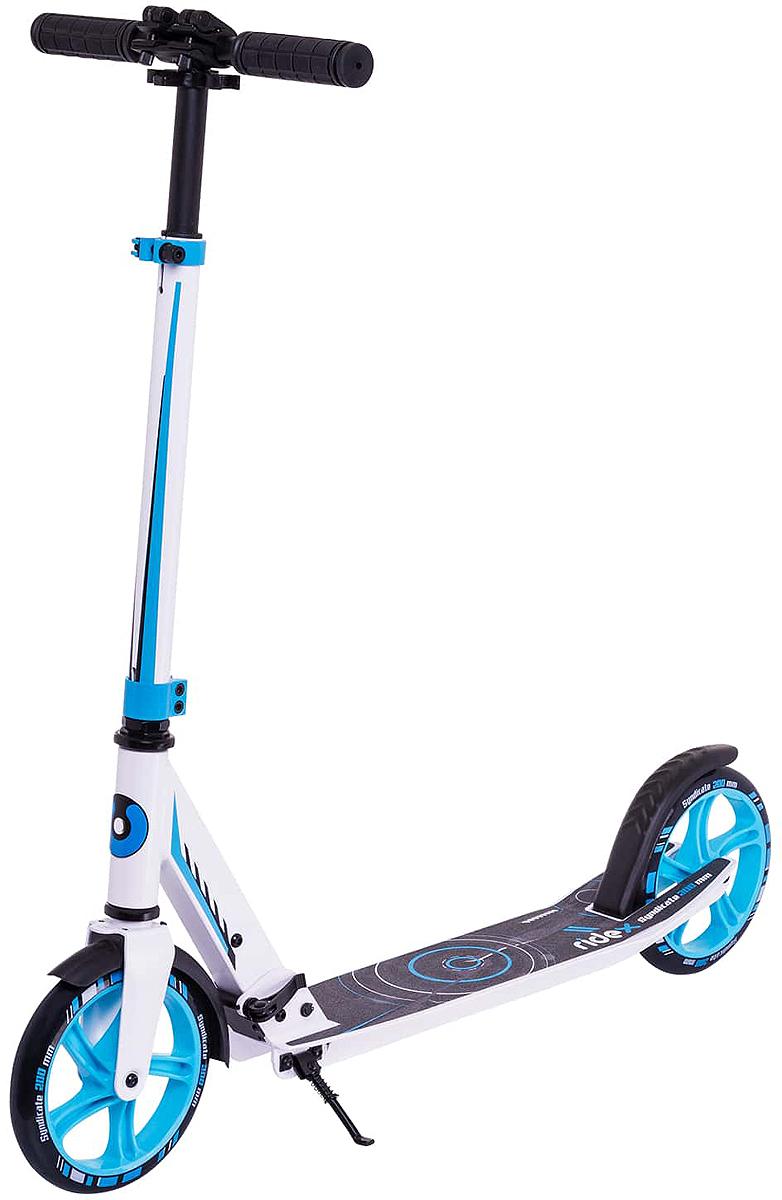 """Самокат Ridex """"Syndicate"""", 2-колесный, цвет: синий"""