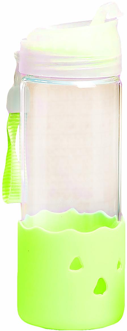 Бутылка Дринк, цвет: зеленый, 450 мл2367862_зеленыйОт качества посуды зависит не только вкус еды, но и здоровье человека. Бутылка - товар, соответствующий российским стандартам качества. Любой хозяйке будет приятно держать его в руках. С данной посудой и кухонной утварью приготовление еды и сервировка стола превратятся в настоящий праздник.