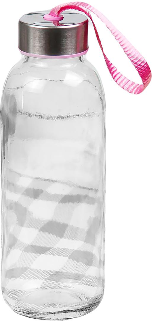 Бутылка Лидо, цвет: розовый, 300 мл. 18923751892375_розовыйОт качества посуды зависит не только вкус еды, но и здоровье человека. Бутылка - товар, соответствующий российским стандартам качества. Любой хозяйке будет приятно держать его в руках. С данной посудой и кухонной утварью приготовление еды и сервировка стола превратятся в настоящий праздник.