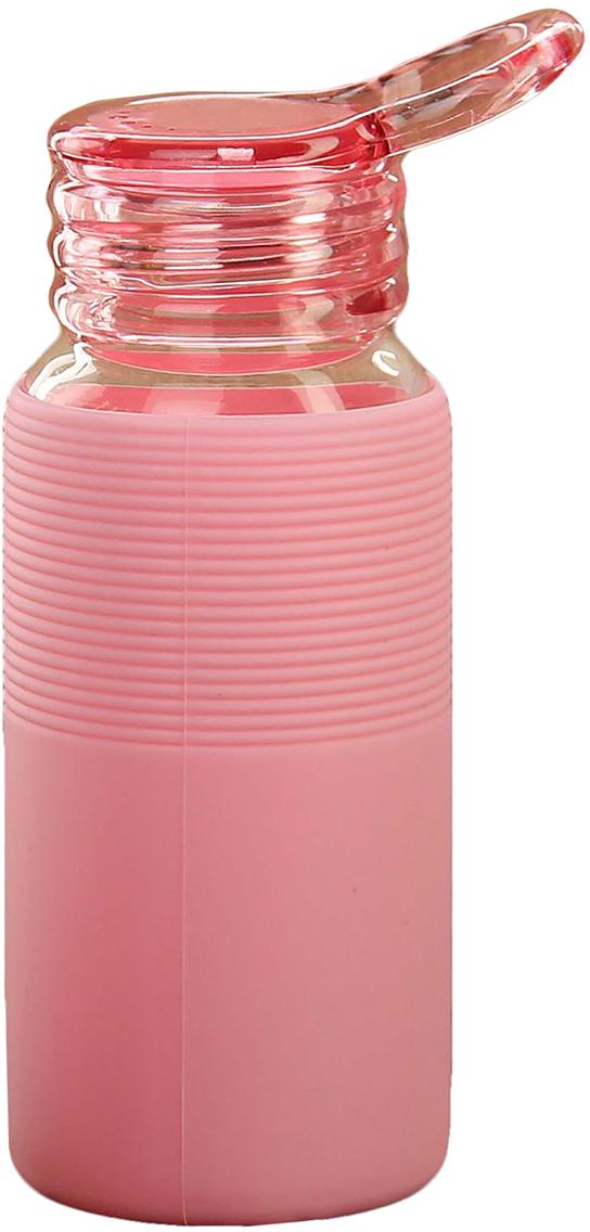 Бутылка Основа, цвет: розовый, 200 мл2367941_розовыйОт качества посуды зависит не только вкус еды, но и здоровье человека. Бутылка - товар, соответствующий российским стандартам качества. Любой хозяйке будет приятно держать его в руках. С данной посудой и кухонной утварью приготовление еды и сервировка стола превратятся в настоящий праздник.