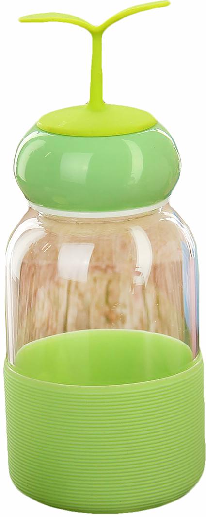 Бутылка Росток, цвет: зеленый, 300 мл2367945_зеленыйОт качества посуды зависит не только вкус еды, но и здоровье человека. Бутылка - товар, соответствующий российским стандартам качества. Любой хозяйке будет приятно держать его в руках. С данной посудой и кухонной утварью приготовление еды и сервировка стола превратятся в настоящий праздник.