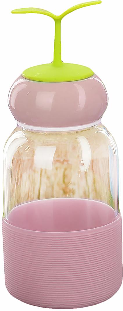 Бутылка Росток, цвет: светло-розовый, 300 мл2367945_светло-розовыйОт качества посуды зависит не только вкус еды, но и здоровье человека. Бутылка - товар, соответствующий российским стандартам качества. Любой хозяйке будет приятно держать его в руках. С данной посудой и кухонной утварью приготовление еды и сервировка стола превратятся в настоящий праздник.