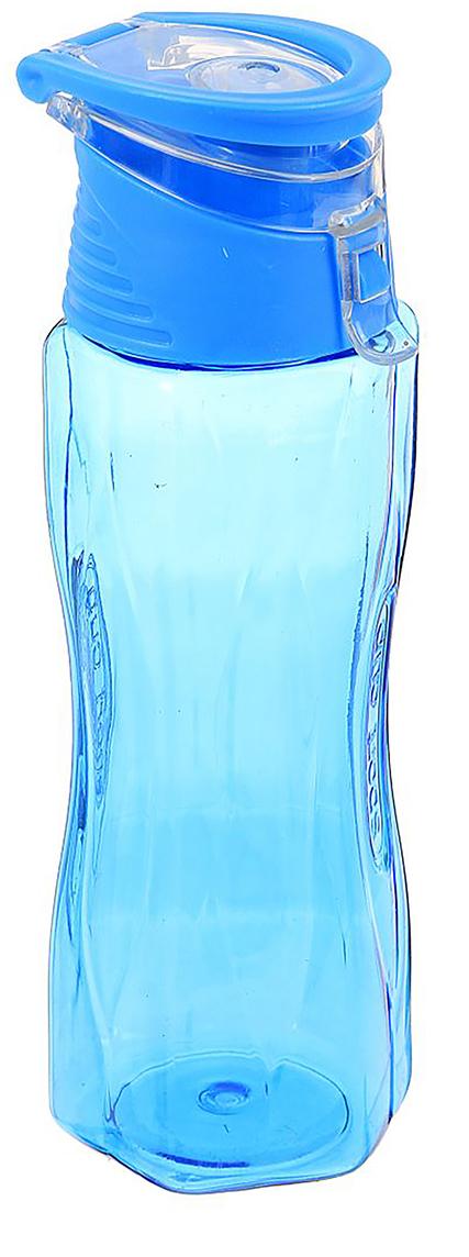 Бутылка Sport Cup, с поильником, цвет: голубой, 650 мл2366703_голубойОт качества посуды зависит не только вкус еды, но и здоровье человека. Бутылка - товар, соответствующий российским стандартам качества. Любой хозяйке будет приятно держать его в руках. С данной посудой и кухонной утварью приготовление еды и сервировка стола превратятся в настоящий праздник.