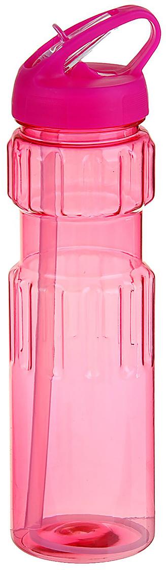 Фляга велосипедная, фигурная, с гранями, цвет: розовый, 700 мл1302077_розовыйОт качества посуды зависит не только вкус еды, но и здоровье человека. Фляжка - товар, соответствующий российским стандартам качества. Любой хозяйке будет приятно держать его в руках. С данной посудой и кухонной утварью приготовление еды и сервировка стола превратятся в настоящий праздник.