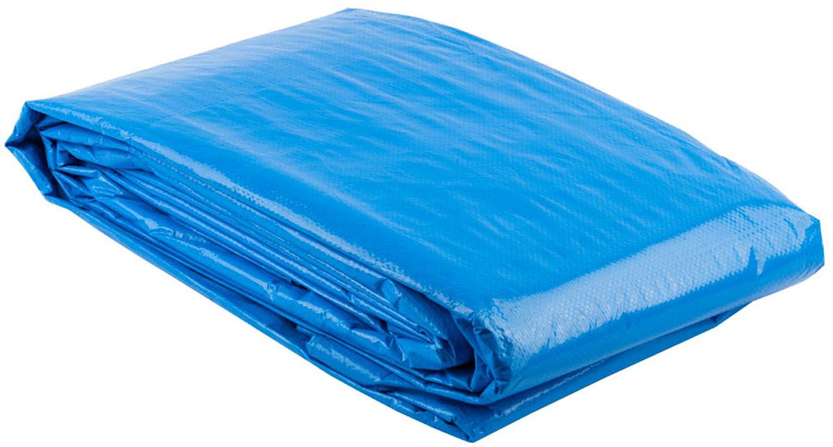 Универсальный водонепроницаемый тент-полотно высокой плотности Зубр серии Эксперт - надежная защита от дождя и непогоды, идеальный материал для укрытия. Высокая плотность значительно увеличивает срок службы. Благодаря наличию крепежных отверстий и укрепленных краев возможно применение тента при перевозках. Предназначен для многократного использования в любое время года.Материал изготовления: тканный  трехслойный полимер.Плотность 120 г/м кв. Длина: 6 м. Ширина:  10 м.