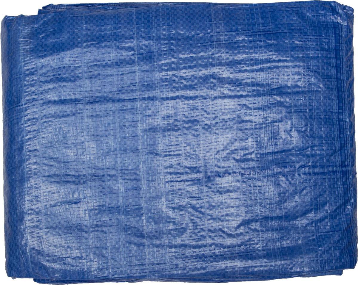 Универсальный водонепроницаемый тент-полотно Stayer серии Master -  надежная защита от дождя и непогоды, идеальный материал для укрытия.  Выполнен из тканого полимера плотностью 65 г/м3. Благодаря наличию  крепежных отверстий и укрепленных краев возможно применение тента при  перевозках. Предназначен для многократного использования в любое время  года. Длина: 3 м. Ширина: 5 м.
