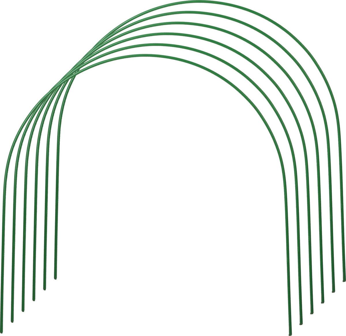 Дуги для парника Grinda, 2 м, 6 шт зажим для крепления пленки к каркасу парника garden show диаметр 20 мм 10 шт