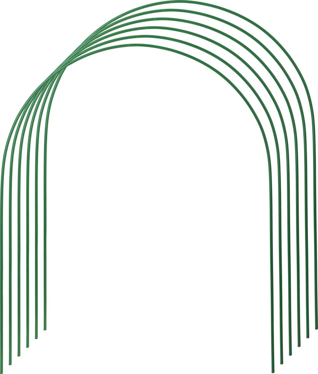 Дуги для парника Grinda, 3 м, 6 шт зажим для крепления пленки к каркасу парника garden show диаметр 20 мм 10 шт