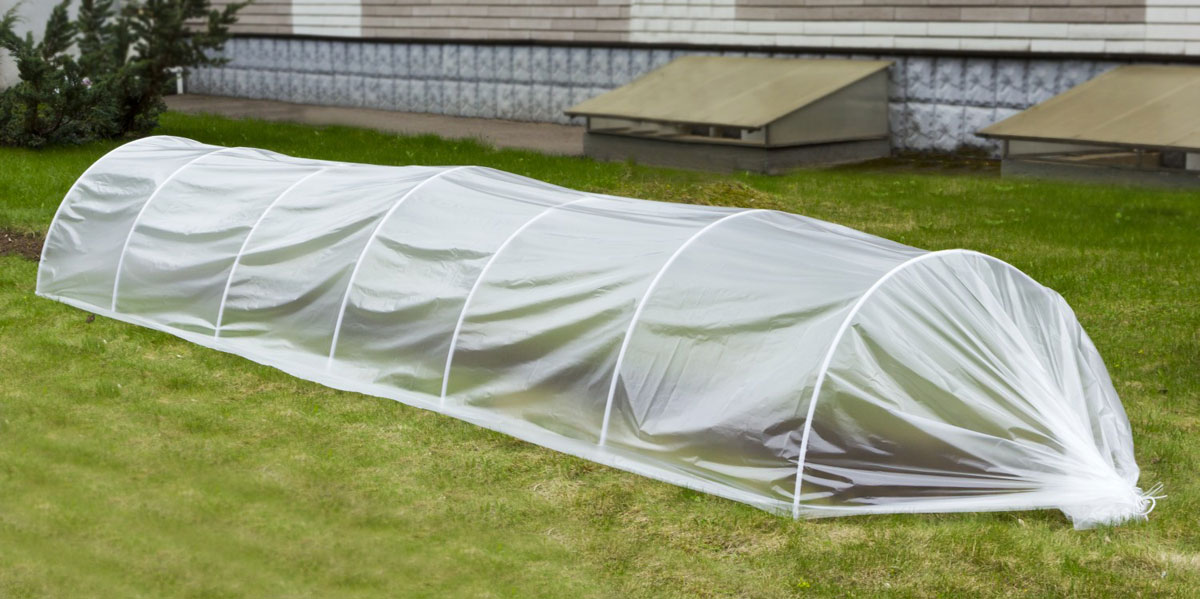 Парник Grinda Туннель, 5 м парник бабочка в новосибирске