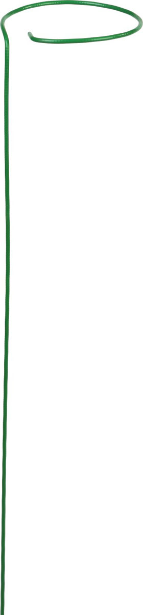 Вспомогательный садовый инвентарь Grinda создаст максимально комфортные условия для роста растений. Применяется для поддержки растений и придания им необходимой формы. Прочность конструкции обеспечивается использованием стальной проволоки диаметром 5 мм. Порошковая окраска изделия для защиты от коррозии. Размер: 15х70 см. Материал: стальная проволока диаметром 5 мм, окрашенная порошковой краской.