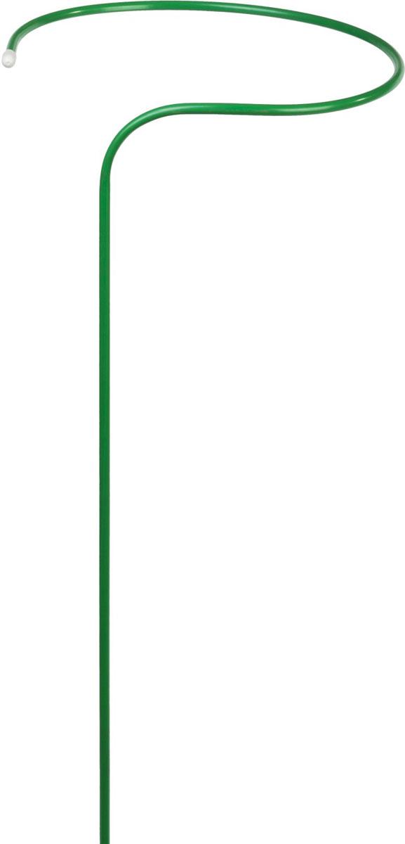 Опора Grinda для цветов применяется для поддержки растений и придания им необходимой формы. Прочность конструкции обеспечивается за счет использования стальной трубы диаметром 10 мм.Покрытие ПВХ надежно защищает изделие от коррозии. Размер: 40х80 см. Материал: стальная труба диаметром 10 мм, покрытая ПВХ.