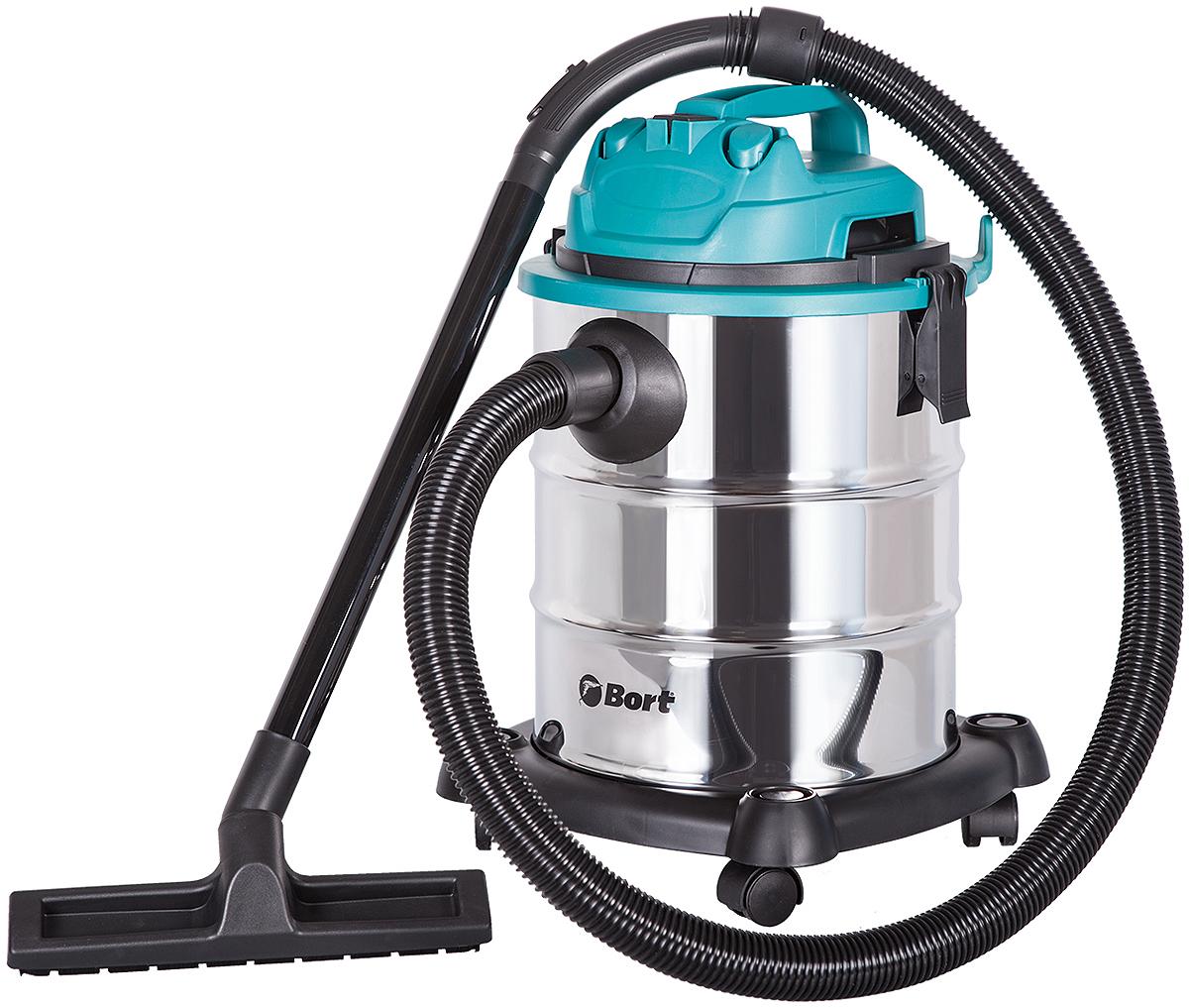 Bort BSS-1325 Пылесос для сухой и влажной уборки пылесос для сухой уборки автомобиля ombra