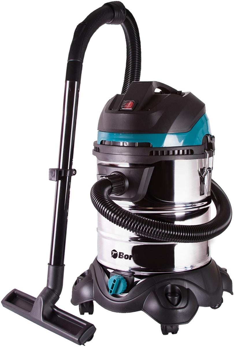 Bort BSS-1423-PowerPlus Пылесос для сухой и влажной уборки робот пылесос для сухой уборки lg vr6570lvmb