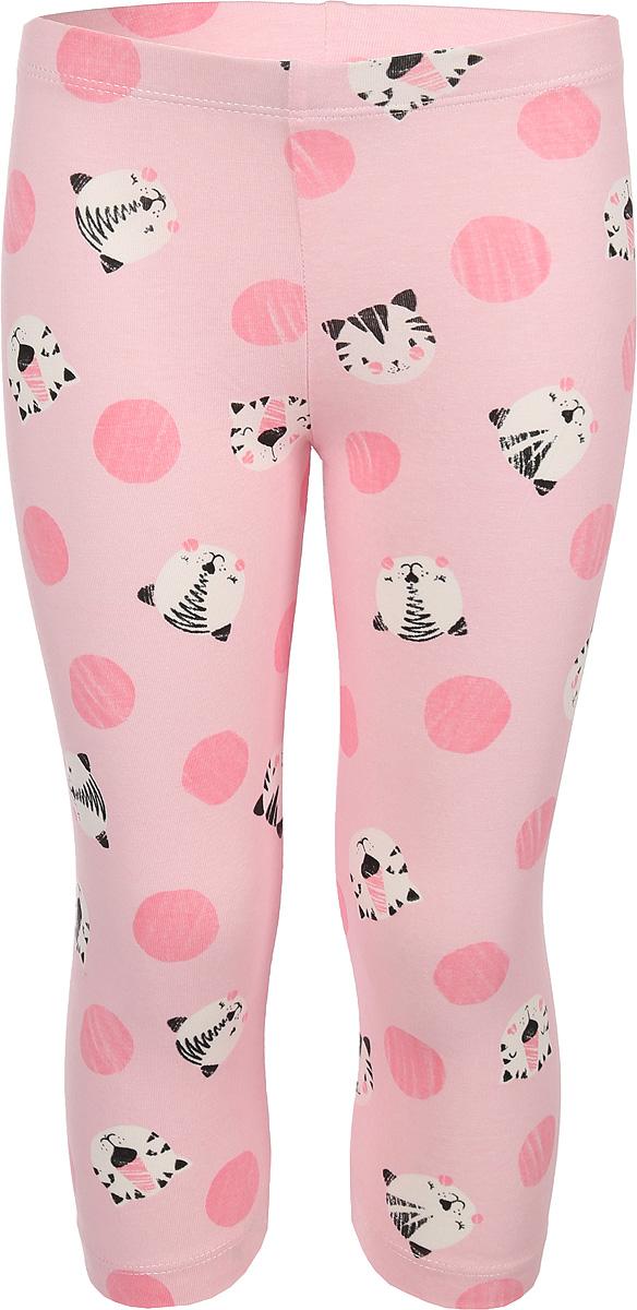 все цены на Брюки для девочки Sela, цвет: розовый, светло-розовый, 2 шт. PLGs-515/518-8213-2set. Размер 116 онлайн
