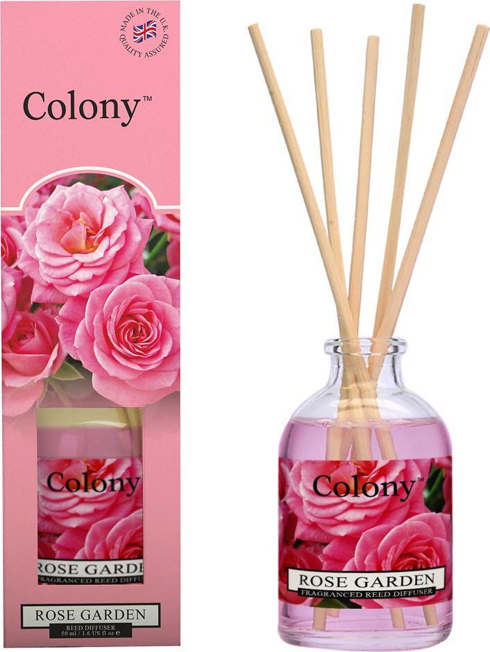 Мини-диффузор ароматический Wax Lyrical Розовый садCH4124Пленительный аромат букета роз с нотками гардении.Как пользоваться ароматическим диффузором? Откройте упаковку, достаньте содержимое. Откройте бутылочку, освободите палочки от скотча и вставьте в бутылочку. Интенсивность аромата можно регулировать количеством вставленных палочек. Также для достижения более насыщенного аромата, время от времени переворачивайте палочки и заново вставляйте в бутылочку.