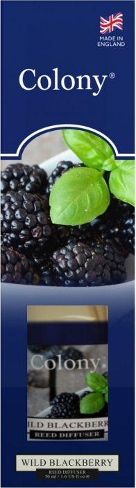 Мини-диффузор ароматический Wax Lyrical Дикая ежевикаCH4157Пирамида аромата Дикая ежевика Верхние ноты: ежевика Средние ноты: виноград Нижние ноты: сладость Как пользоваться ароматическим диффузором? Откройте упаковку, достаньте содержимое. Откройте бутылочку, освободите палочки от скотча и вставьте в бутылочку. Интенсивность аромата можно регулировать количеством вставленных палочек. Также для достижения более насыщенного аромата, время от времени переворачивайте палочки и заново вставляйте в бутылочку.
