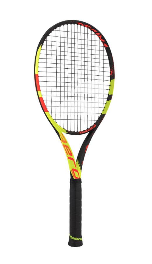 Ракетка теннисная Babolat Pure Aero Decima RG/FO, без натяжки. Размер 4 теннисная ракетка prince 7t10k exo3 ignite pro 98 type