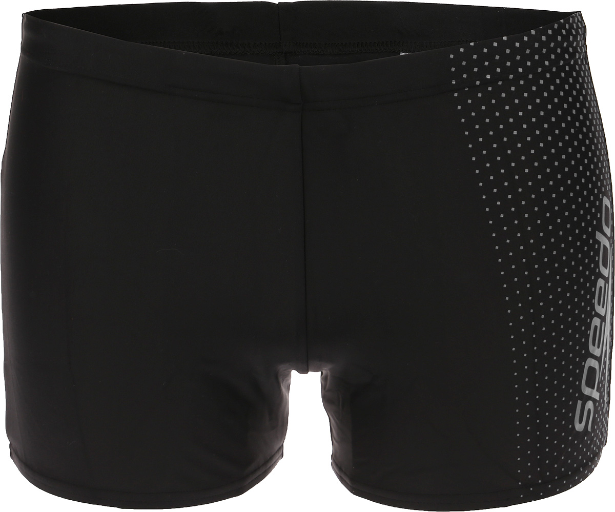 Плавки мужские Speedo Gala Logo Asht Am, цвет: черный, серый. 8-113548815-8815. Размер 34 (44/46)