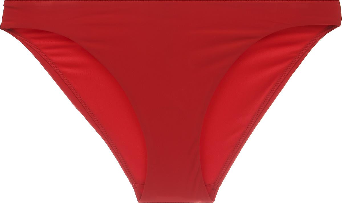 Купальные плавки женские Calvin Klein Underwear, цвет: красный. KW0KW00333_622. Размер M (44)