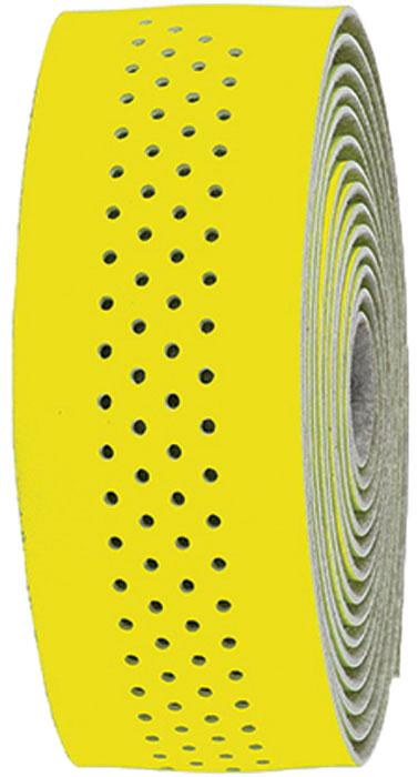 Обмотка руля BBB SpeedRibbon, цвет: неоновый желтый заглушки руля bbb plug