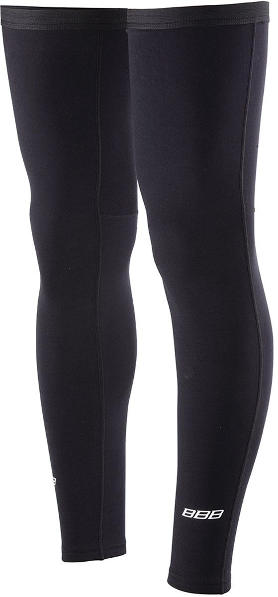 Утеплители для ног BBB ComfortLegs, цвет: черный. Размер L велошлем bbb varallo champery матовый черный us l bhe 67